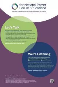 Let's Talk Resource for Parents